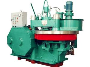 MSJ160-8/200-8型盘转式压砖机