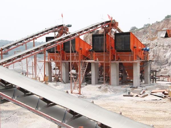 湖南锌矿石破碎线