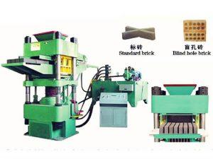 800Tquan自动液压压砖机