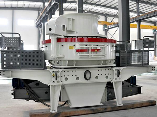 VSI制砂机在制砂生产线中有哪些优势?